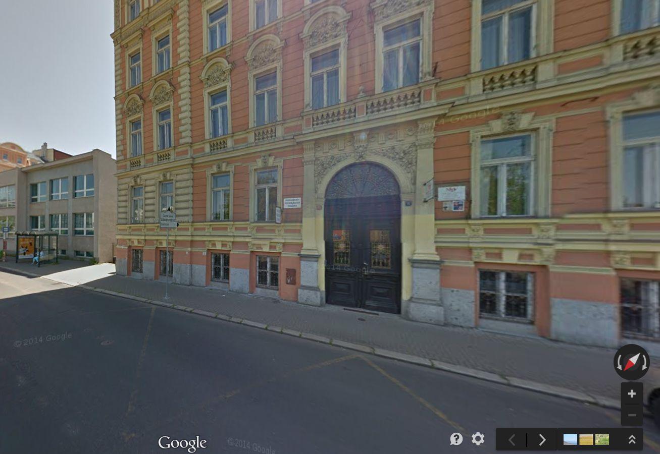 Krajské pracoviště  Karlovy Vary