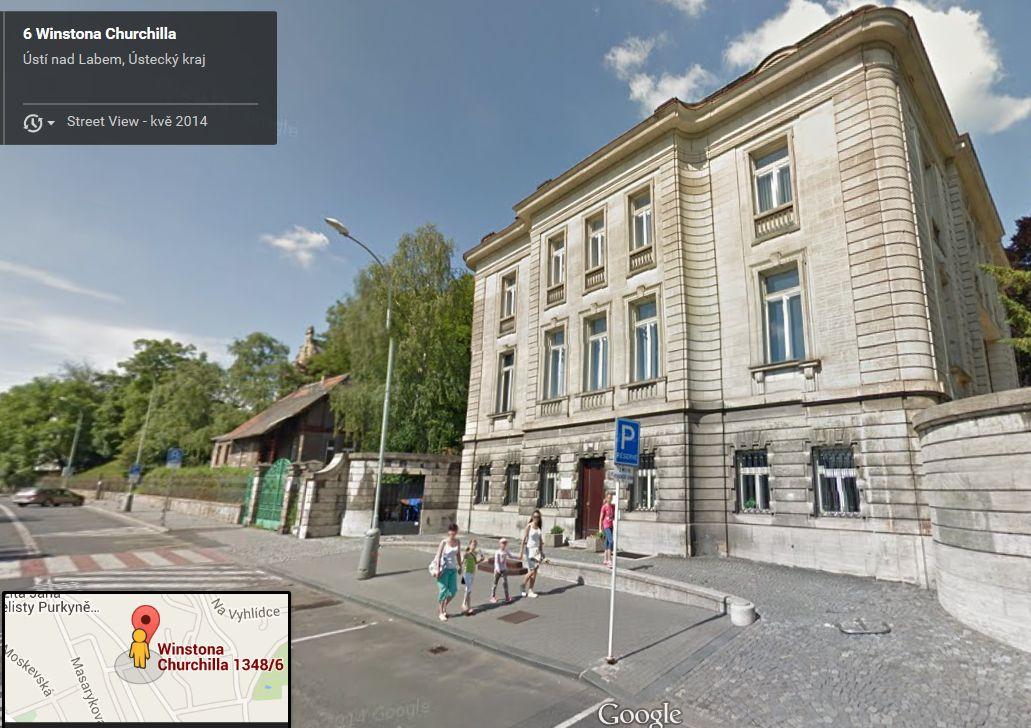 Krajské pracoviště  Ústí nad Labem